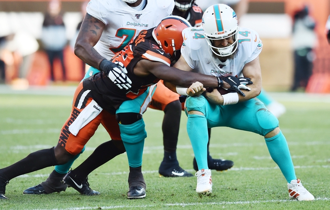 Cleveland Browns vs. Miami Dolphins - 5/5/20 Madden20 NFL Sim Pick, Odds, and Prediction