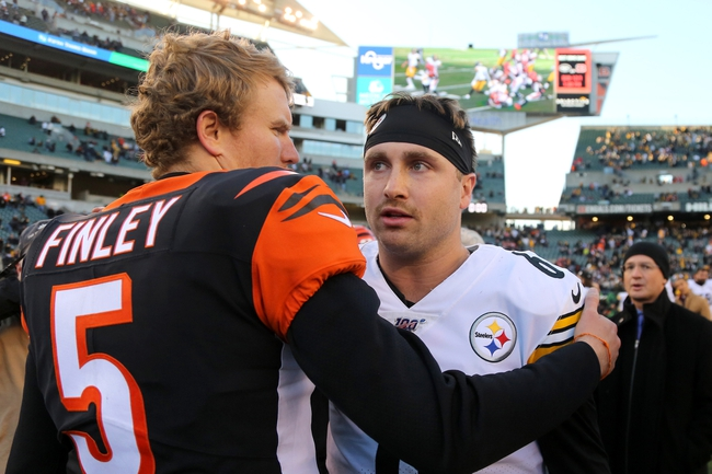 Cincinnati Bengals vs. Pittsburgh Steelers - 6/25/20 Madden20 NFL Sim Pick, Odds, and Prediction