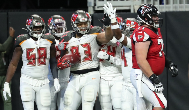 Tampa Bay Buccaneers vs. Atlanta Falcons - 12/29/19 NFL Pick, Odds, and Prediction
