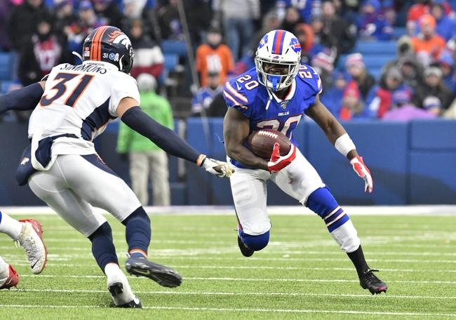 Buffalo Bills vs. Denver Broncos - 6/1/20 Madden 20 Sim NFL Pick, Odds, and Prediction