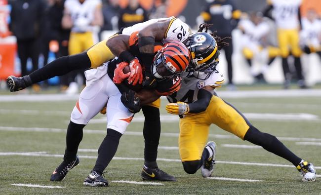 Cincinnati Bengals at Pittsburgh Steelers 11/15/20 NFL Picks and Predictions