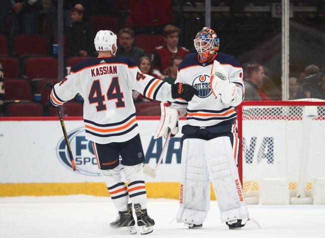 Edmonton Oilers vs. Arizona Coyotes - 1/18/20 NHL Pick, Odds & Prediction