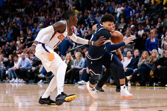 Phoenix Suns vs. Denver Nuggets - 12/23/19 NBA Pick, Odds, and Prediction