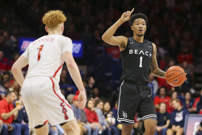 Cal State-Fullerton vs. Long Beach State - 3/7/20 College Basketball Pick, Odds, and Prediction