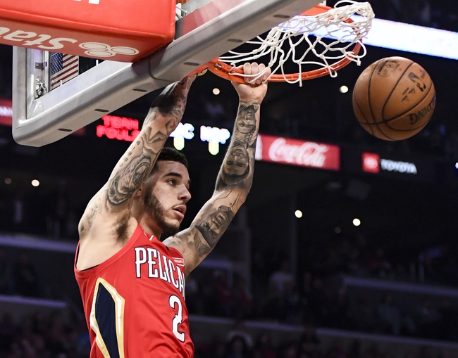 New Orleans Pelicans Vs Los Angeles Clippers 1 18 20 Nba