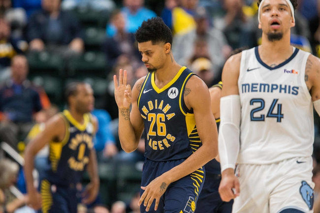 Memphis Grizzlies vs. Indiana Pacers - 12/2/19 NBA Pick, Odds, and Prediction