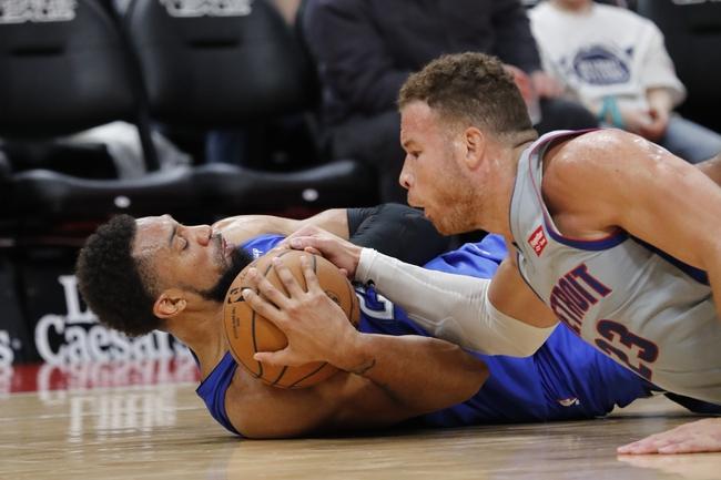 Orlando Magic vs. Detroit Pistons - 2/12/20 NBA Pick, Odds, and Prediction