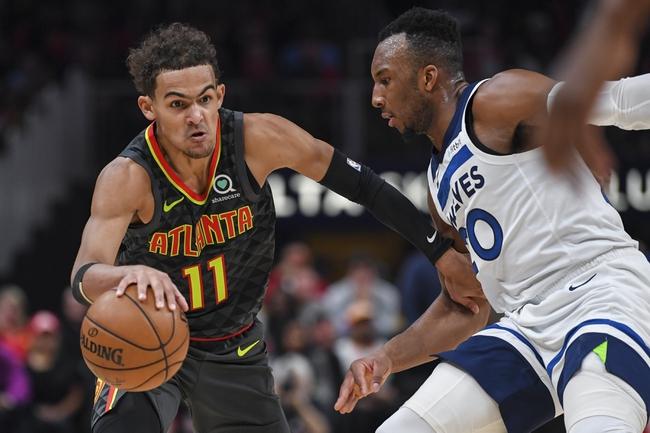 Minnesota Timberwolves vs. Atlanta Hawks - 2/5/20 NBA Pick, Odds, and Prediction