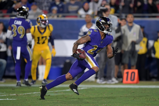 Los Angeles Rams vs. Baltimore Ravens - 4/19/20 Madden20 NFL Sim Pick, Odds, and Prediction