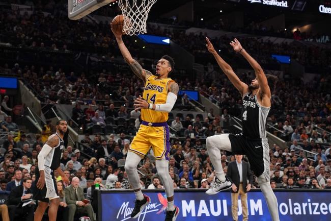 Los Angeles Lakers vs. San Antonio Spurs - 2/4/20 NBA Pick, Odds & Prediction