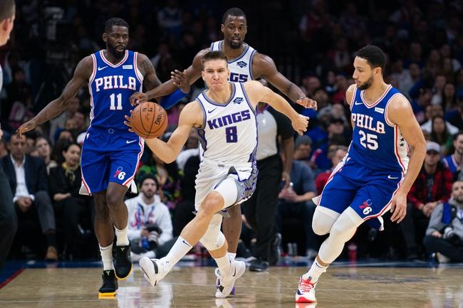 Sacramento Kings vs. Philadelphia 76ers - 3/5/20 NBA Pick, Odds, and Prediction