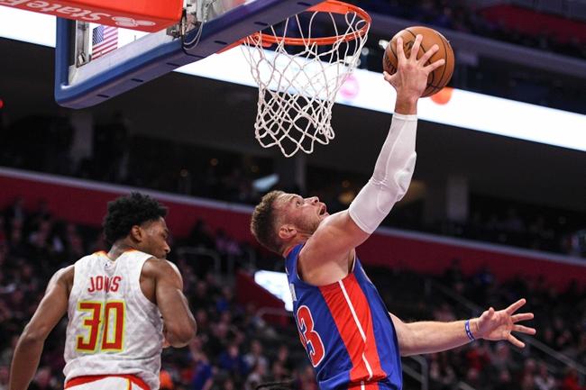 Atlanta Hawks vs. Detroit Pistons - 1/18/20 NBA Pick, Odds, and Prediction