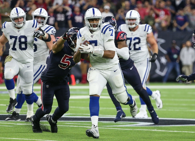 Houston Texans vs. Indianapolis Colts - 4/23/20 Madden 20 Sim NFL Pick, Odds, and Prediction