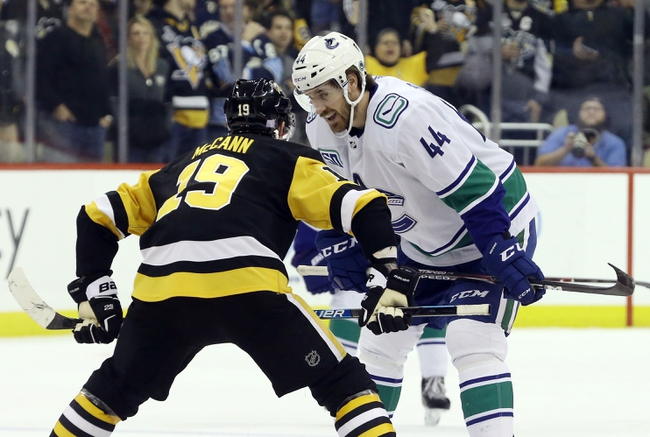 Vancouver Canucks vs. Pittsburgh Penguins - 12/21/19 NHL Pick, Odds, and Prediction