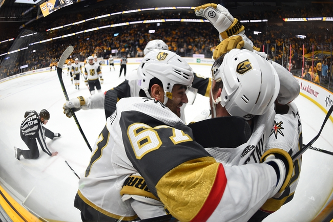 Nashville Predators vs. Vegas Golden Knights - 2/1/20 NHL Pick, Odds & Prediction