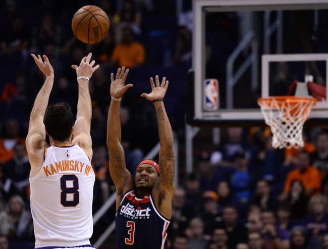 Washington Wizards vs. Phoenix Suns - 7/31/20 NBA Pick, Odds, and Prediction