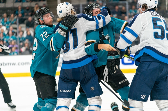 Winnipeg Jets vs. San Jose Sharks - 2/14/20 NHL Pick, Odds, and Prediction