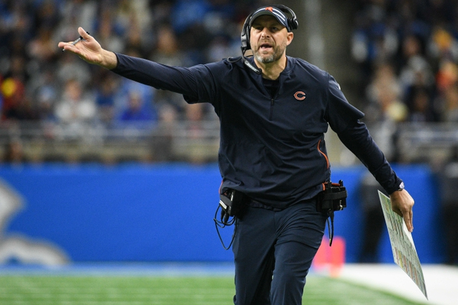 Chicago Bears at Detroit Lions - Game Day NFL Pick, Odds, and Prediction