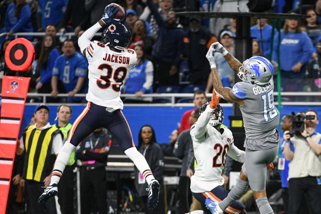 Chicago Bears vs. Detroit Lions - 5/17/20 Madden 20 Sim Classic NFL Pick, Odds, and Prediction