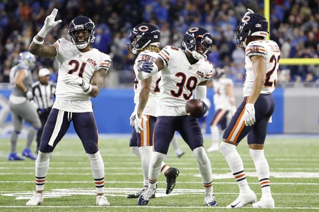 Detroit Lions vs. Chicago Bears - 5/1/20 Madden20 NFL Sim Pick, Odds, and Prediction