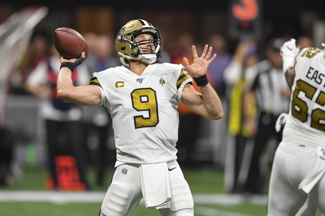 New Orleans Saints vs. San Francisco 49ers - 12/8/19 NFL Pick, Odds, and Prediction
