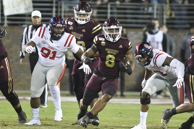 Mississippi State at Ole Miss - 11/26/20 Early look College Football GOY Picks and Predictions