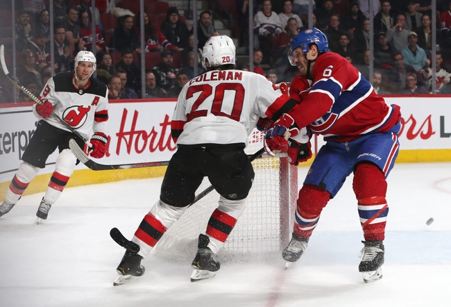 New Jersey Devils vs. Montreal Canadiens - 2/4/20 NHL Pick, Odds & Prediction