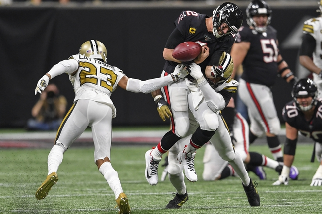 Atlanta Falcons vs. New Orleans Saints - 5/1/20 Madden20 NFL Sim Pick, Odds, and Prediction