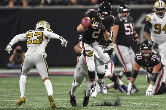 Atlanta Falcons vs. New Orleans Saints - 4/24/20 Madden20 NFL Sim Pick, Odds, and Prediction