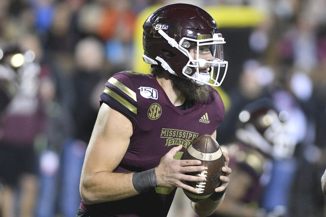 Mississippi State 2020 Win Total - College Football Pick and Prediction