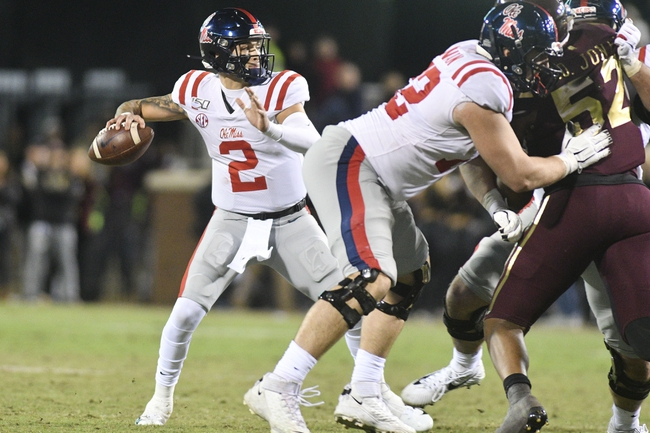Ole Miss 2020 Win Total - College Football Pick and Prediction