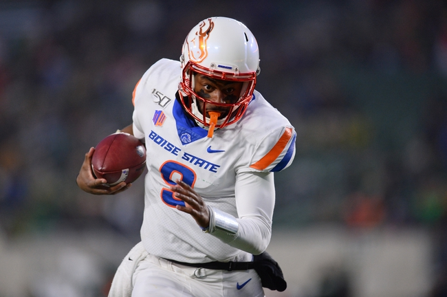 Boise State vs. Hawaii - 12/7/19 College Football Pick, Odds, and Prediction