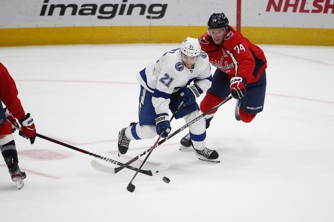 Tampa Bay Lightning vs. Washington Capitals - 12/14/19 NHL Pick, Odds, and Prediction