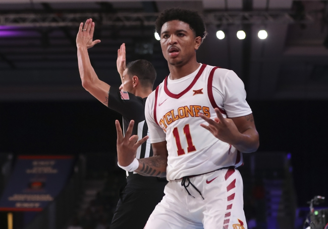 Iowa State Cyclones vs.  UMKC Kangaroos - 12/4/19 College Basketball Pick, Odds, and Prediction