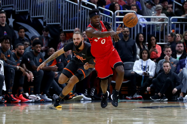 Toronto Raptors vs. Utah Jazz - 12/1/19 NBA Pick, Odds, and Prediction