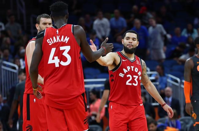 Toronto Raptors at Orlando Magic - 8/5/20 NBA Picks and Prediction