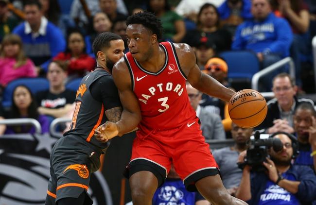 Orlando Magic vs. Toronto Raptors - 8/5/20 NBA Pick, Odds, and Prediction