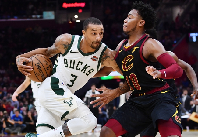 Cleveland Cavaliers vs. Milwaukee Bucks - 12/14/19 NBA Pick, Odds, and Prediction