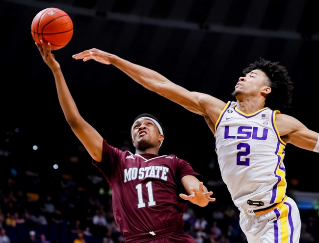 LSU Tigers vs. New Orleans Privateers - 12/3/19 College Basketball Pick, Odds, and Prediction