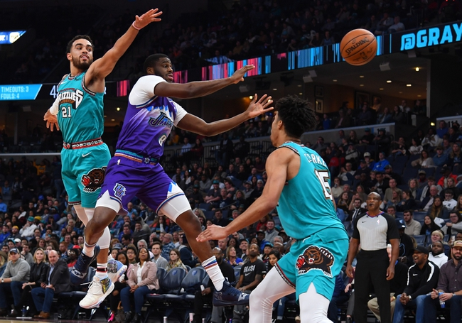 Utah Jazz vs. Memphis Grizzlies - 12/7/19 NBA Pick, Odds, and Prediction
