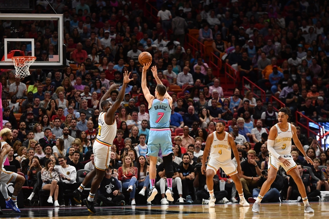 Golden State Warriors vs. Miami Heat - 2/10/20 NBA Pick, Odds, and Prediction