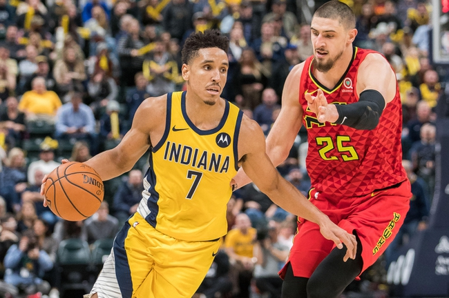 Atlanta Hawks vs. Indiana Pacers - 12/13/19 NBA Pick, Odds, and Prediction