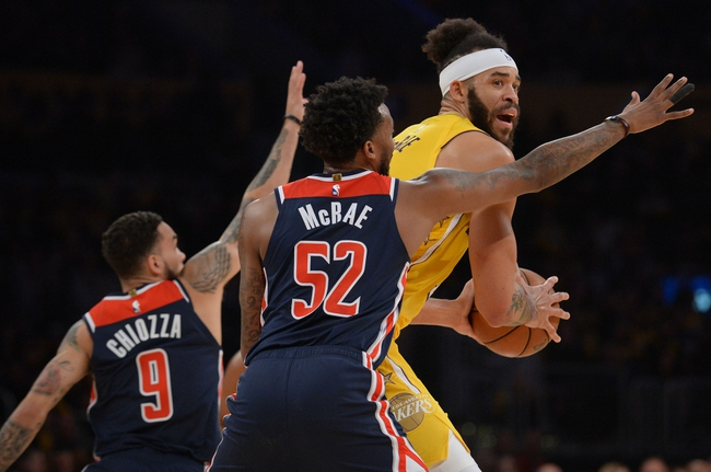 Los Angeles Lakers vs. Washington Wizards - 7/27/20 NBA Pick, Odds, and Prediction