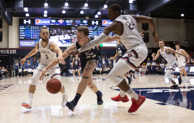 San Diego vs. St. Mary's - 2/6/20 College Basketball Pick, Odds, and Prediction