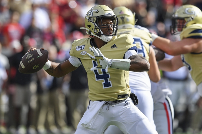 Georgia Tech Yellow Jackets 2020 Win Total - College Football Pick, Odds and Prediction