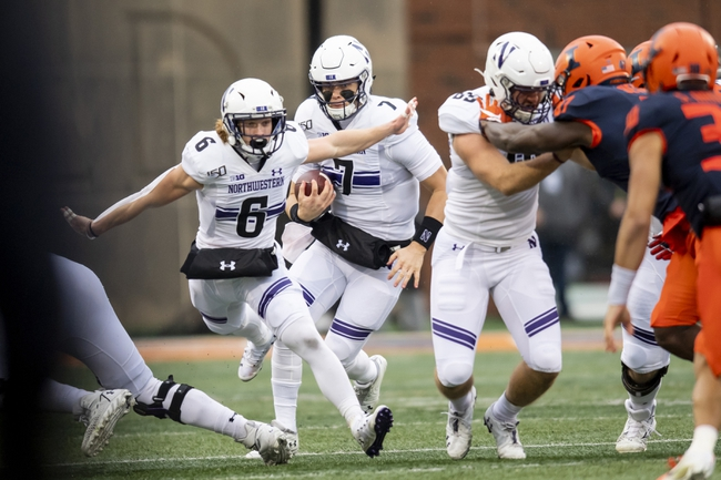 Northwestern Wildcats 2020 Win Total - College Football Pick, Odds, and Prediction