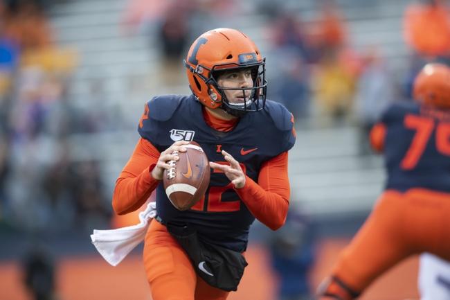 Illinois Fighting Illini 2020 Win Total - College Football Pick, Odds, and Prediction
