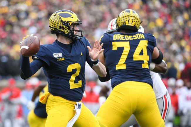 Alabama Crimson Tide vs. Michigan Wolverines - 1/1/20 College Football Pick, Odds, and Prediction