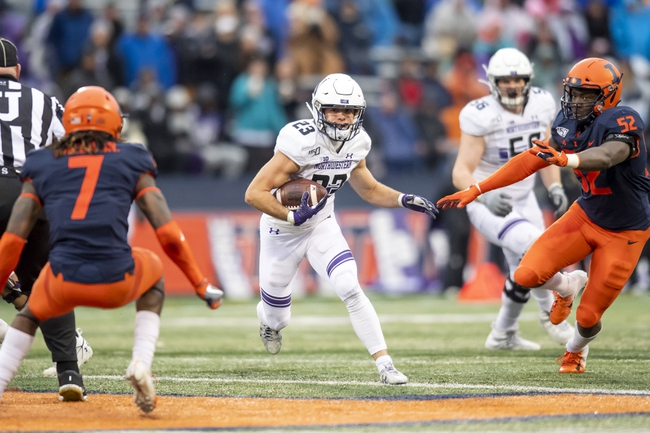 Maryland at Northwestern 10/24/20 College Football Picks and Prediction