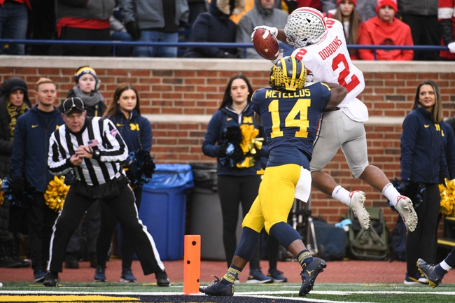 J.K. Dobbins 2020 NFL Draft Profile, Strengths, and Possible Fits